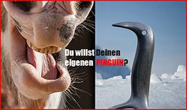 Kostenloser Pinguin