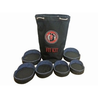 Equine Fusion FitKit Set Standard, 10 shells