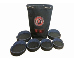 Equine Fusion Fit Kit Set, 10 Schalen