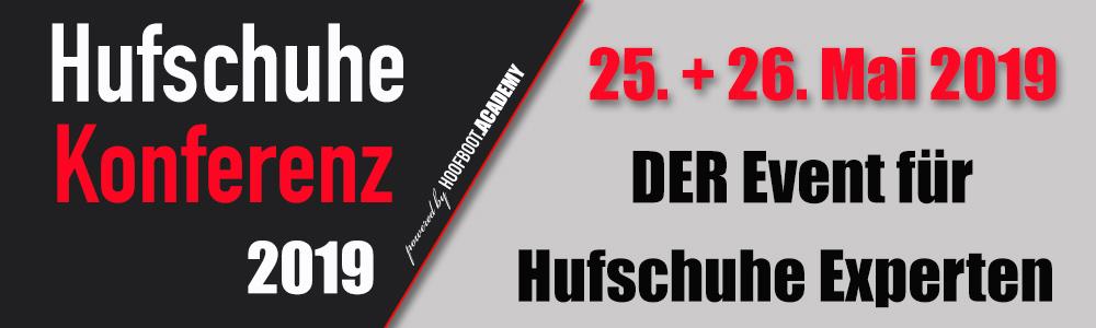 Hufschuhe Konferenz